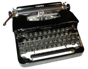 Image credit: Typewriter Heaven