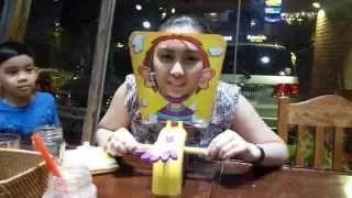 Pie Face Game (Full Video)